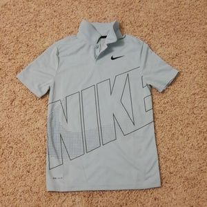 Nike boys' DRI-FIT short sleeve top